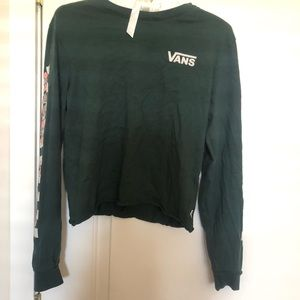 Cute vanz long sleeve